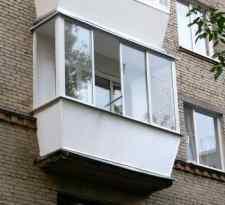 Остекление балконов и лоджий в киеве - цены, фото, отзывы, к.